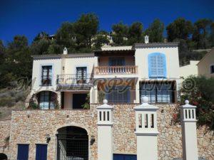 Comunidad Voramar Fassaden Sanierung