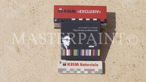 Keim & Le Corbusier Farbkarten