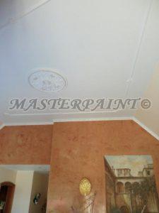Spatula Stuhhi mit Fresco und Stuckleisten
